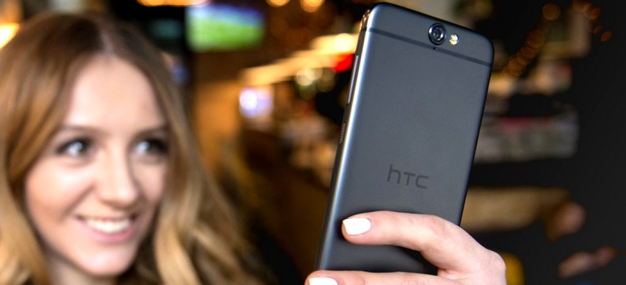фото селфи на HTC